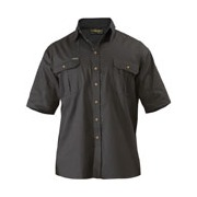 Original Cotton Drill Shirt - Short Sleeve