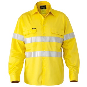 3M Taped Hi Vis Industrial Cool Vent Shirt