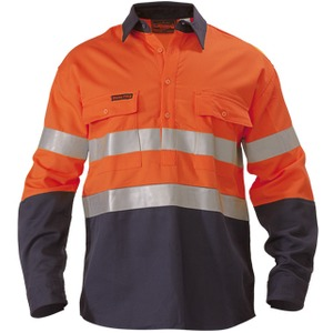 Westex« Ultra Soft« Fire Retardant 2 Tone Hi Vis Shirt