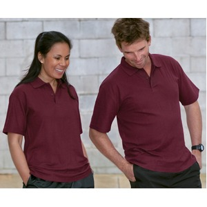 Adults Unisex Essential Polo