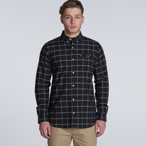 Oxford Pattern Shirt