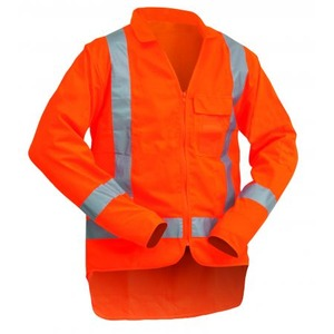 Protex TTMC-W Long Sleeve Safety Vest