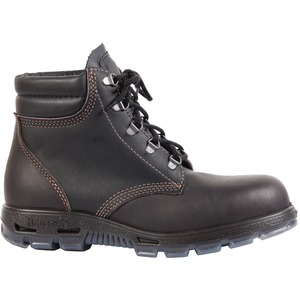 Alpine Lace Up Oiled Kip Safety Boot