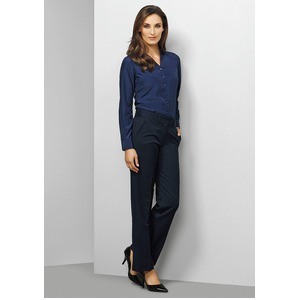 Womens Mid Rise Pant
