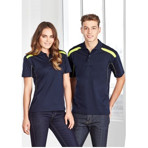 United S/S Mens Polo