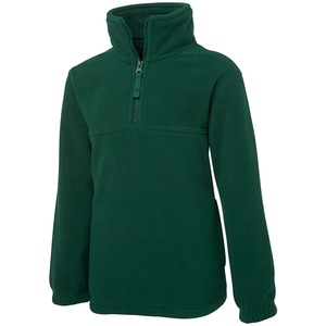 Kids Half Zip Polar Fleece