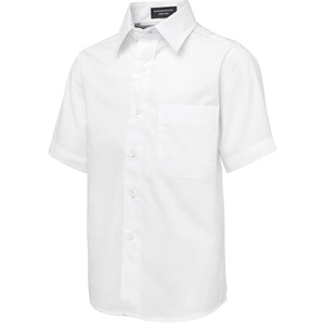 JB's Kids Poplin Shirt - Short Sleeve