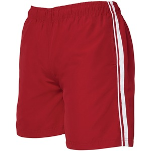 Podium Ladies Dual Stripe Warm Up Short