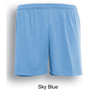 Kids Plain Soccer Shorts
