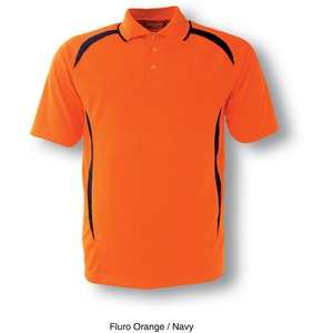 Hi-Vis Safety Style Polo