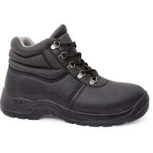Bison Duty Lace Up Leather Safety Boot