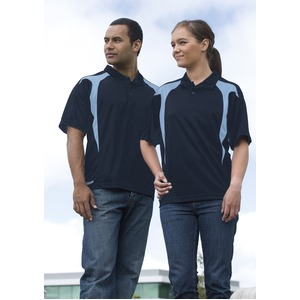 Dri Gear Spliced Polo