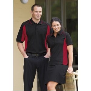 Mens Eclipse Polo