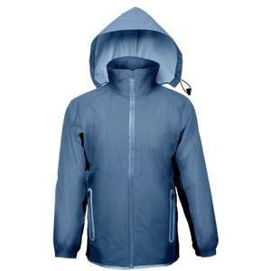 Unisex Adults Reflective Wet Weather Jacket