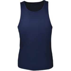 Ladies Brushed Action Back Singlet