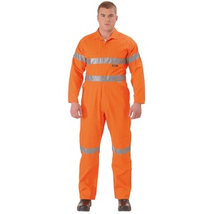Hi Vis Coveralls - 3M Reflective Tape
