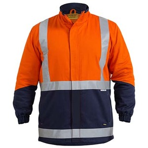 3M Taped Hi Vis 3-In-1 Drill Jacket